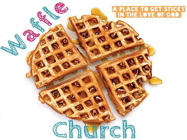 waffle-church